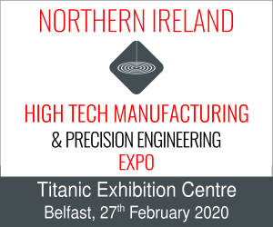 The Northern Ireland High tech Manufacturing & Precision Engineering Expo